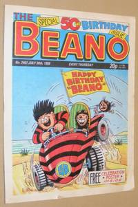 The Beano no.2402, July 30th 1988: Special 50th Birthday Issue, including The First 50 Years...
