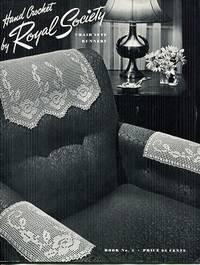 Hand Crochet By Royal Society Book No 5