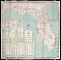 Official Road Map of Florida.