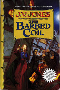 The Barbed Coil by  J.V Jones - Paperback - 1997 - from Ziesings (SKU: 1915)