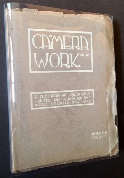 New York: Alfred Stieglitz, 1914. Original wraps. Very Good. Issue #44 of