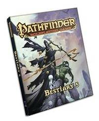 image of Pathfinder Roleplaying Game: Bestiary 5