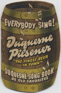 image of Everybody Sing! Duquesne Song Book of Old Favorites