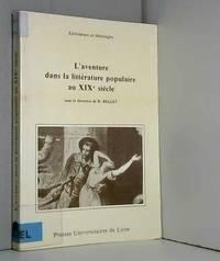 L'aventure dans la littérature du XVIIe au XIXe siècle, colloque