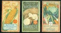 3 Pamphlets- How to Treat Seed Corn,Seed Potatoes and Truck and Garden Crops with Bayer Dipdust and Disinfectants