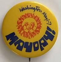 image of Washington May 1-7 / Mayday! [pinback button]