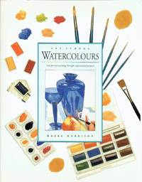 image of Watercolours : Art School : Step - By - Step Teaching Through Inspirational Projects :