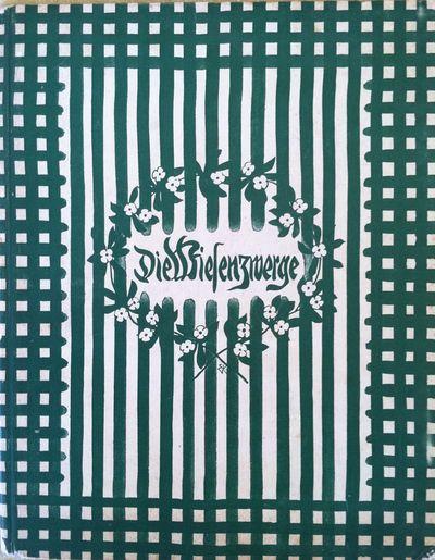 Koln: Schaffstein, 1902. First edition. kreidolf, schaffstein. First edition. 4to. Color pictorial p...