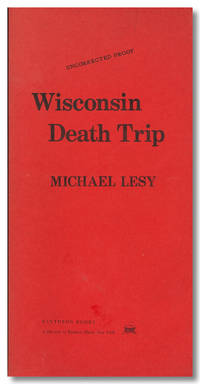 image of WISCONSIN DEATH TRIP [nb: the text only is present]