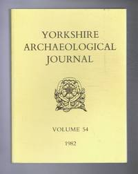 Yorkshire Archaeological Journal, Volume 54, 1982