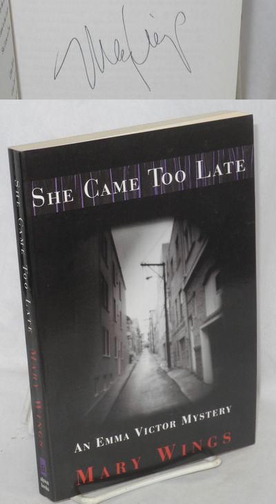 Los Angeles: Alyson Books, 2000. Paperback. 197p., signed by the author, very good first Alyson edit...