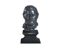 Ulysses S. Grant Bronze Bust.