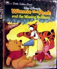 A Little Golden Book WALT DISNEY'S Winnie the Pooh and the Missing Bullhorn