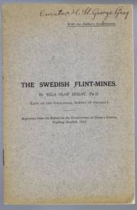 The Swedish Flint-Mines, reprinted from the Report on the Excavations at Grime's Graves, Weeting Norfolk, 1917, (pages 237-253)