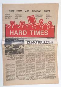 image of Hard Times. Newspaper of the Hard Times Conference. January, 1976