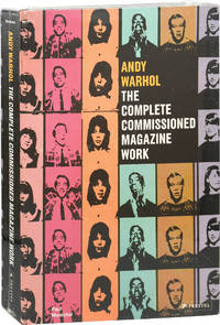 image of Andy Warhol: The Complete Commissioned Magazine Work (First Edition)