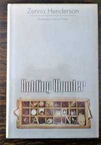 HOLDING WONDER by  ZENNA HENDERSON - First Edition - 1971 - from Glenn Books (SKU: 014667)