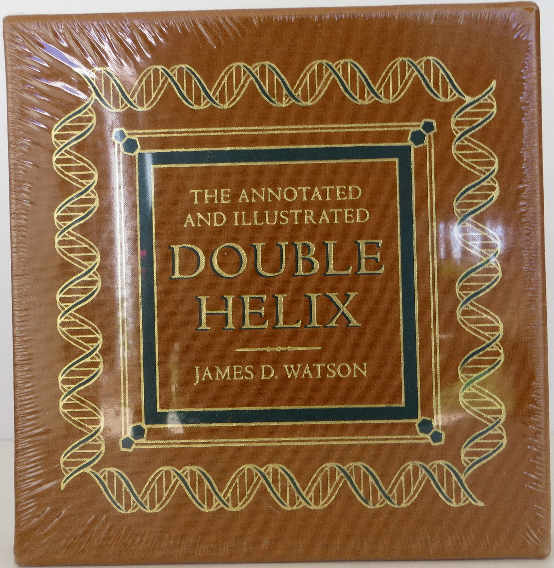 the double helix by james watson pdf