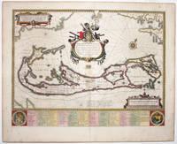 Mappa Aestivarum Insularum, alias Barmudas