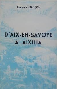 D'AIX-EN-SAVOIE A AIXILIA