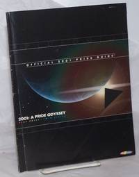 2001: a Pride Odyssey; GLBT Pride/Twin Cities; official 2001 Pride guide