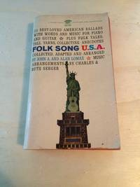 image of Folk Song U.S.A.: The 111 Best American Ballads