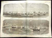 image of The Bombardment of Forts Walker & Beauregard, Port Royal Inlet