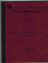 General Series in Anthropology Number 9, Navaho Humor and Number 10, The Yezidis, Sulubba and Other Tribes of Iraq and Adjacent Regions