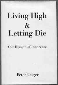 image of Living High_Letting Die; Our Illusion of Innocence