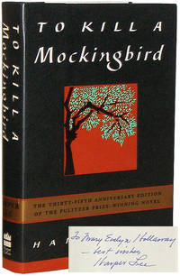 To Kill a Mockingbird by  Harper Lee - Signed First Edition - 1995 - from B & B Rare Books, Ltd., ABAA (SKU: HL013)