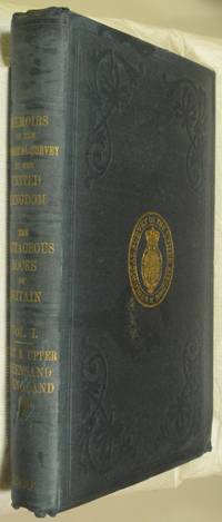 Memoirs of the Geological Survey of the United Kingdom: The Cretaceous Rocks of Britain Volume I The Gault and Upper Greensand of England