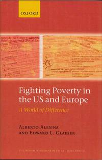 Fighting Poverty in the US and Europe. A World of Difference