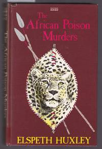 image of The African Poison Murders [ Large Print ]