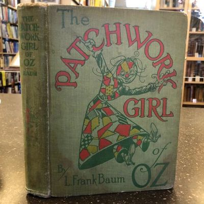 Chicago: Reilly & Britton, 1913. First Edition, first printing. Hardcover. Octavo; G; Green cloth sp...