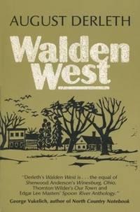 Walden West by August Derleth - Paperback - 1992 - from ThriftBooks and Biblio.com