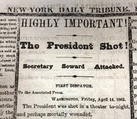 The Assassination of Abraham Lincoln in the New York Daily Tribune
