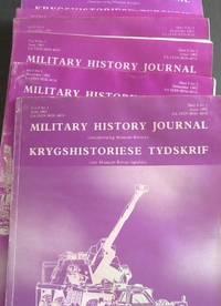 image of Military History Journal (incorporating Museum Review) / Krygshistoriese Tydskrif (met Museum REvue ingesluit): Vol 9 - Nos 1-6 (June 1992-December 1994/ Junie 1992-Desember 1994)