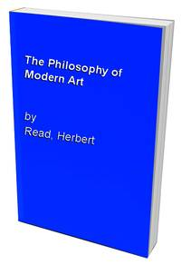 image of The Philosophy of Modern Art