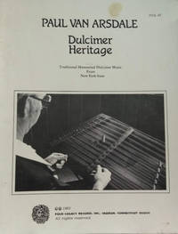 Dulcimer Heritage:  Traditional Hammered Dulcimer Music from New York State