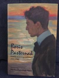 Boris Pasternak : family correspondence, 1921-1960