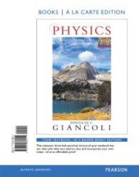 image of Physics: Principles with Applications, Books a la Carte Edition (7th Edition)