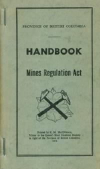 Handbook: Mines Regulation Act