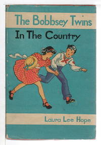 BOBBSEY TWINS IN THE COUNTRY #2.