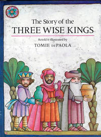 Story of the Three Wise Kings (Inscribed By DePaola)