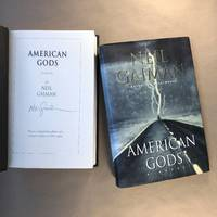 American Gods (Signed, Limited First Edition) by Neil Gaiman - 2001