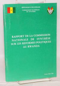 image of Rapport de la Commission Nationale de Synthèse sur les reformes politiques au Rwanda; documents 1_2