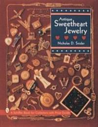 Antique Sweetheart Jewelry Schiffer Book for Collectors