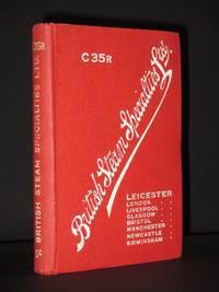 British Steam Specialties Ltd.: Catalogue C35R, April 1949