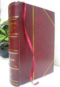 A hand book of politics for 1868 to 1894. Volume v. 11 1969 Leather Bound