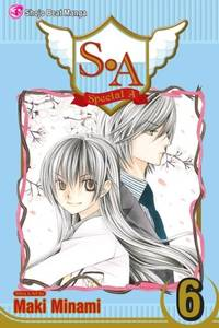 S.A., Volume 6: Special A (S.A. (Special Agent) Graphic Novels)
